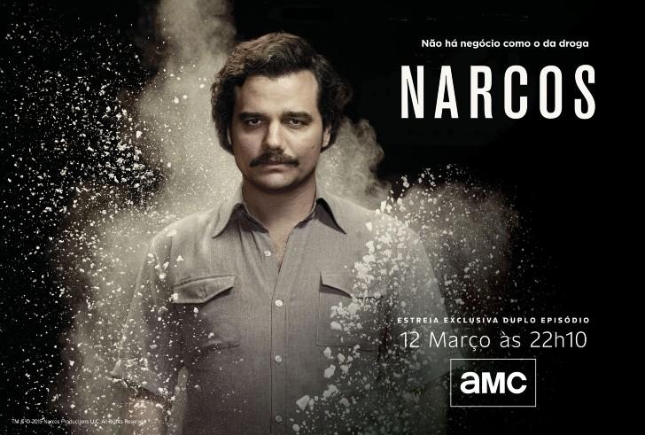 Narcos - AMC