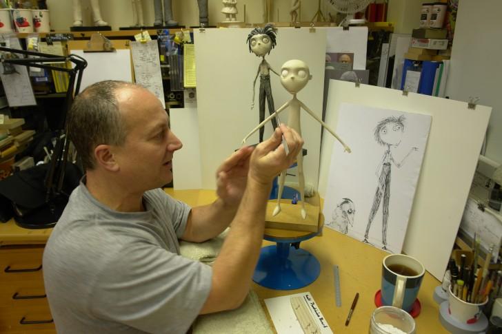 Tim Burton Marionetas