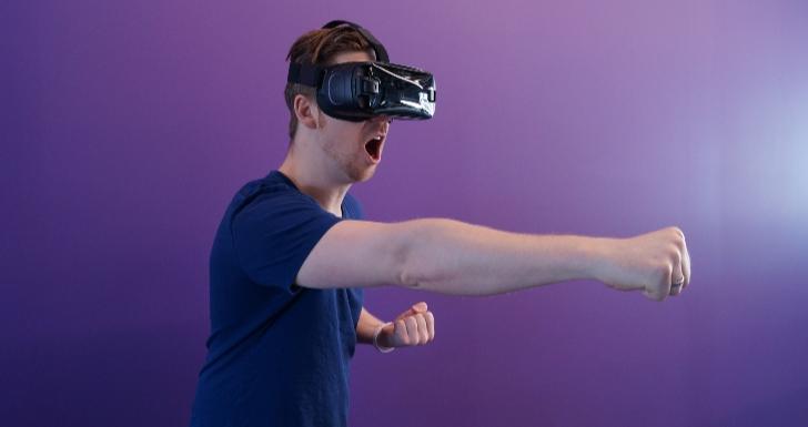 Panasonic realidade virtual