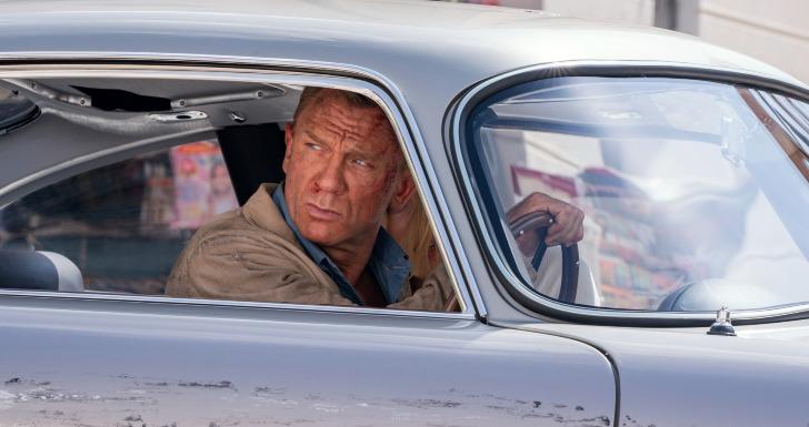 sem tempo para morrer 007