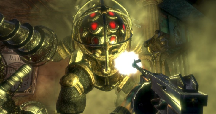 Bioshock Nintendo Switch