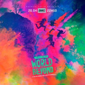 The Walking Dead World Beyond AMC