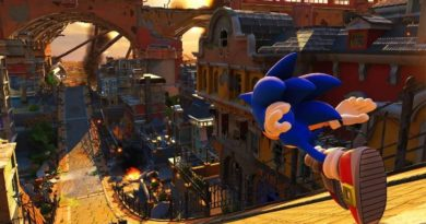 sonic forces playstation plus