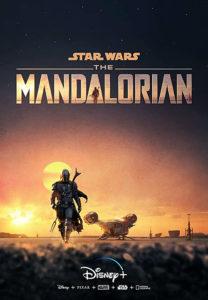 The Mandalorian T1 Análise Póster
