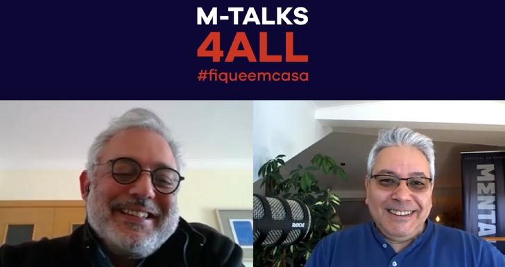 Festival Mental revela convidados das novas M-Talks 4ALL