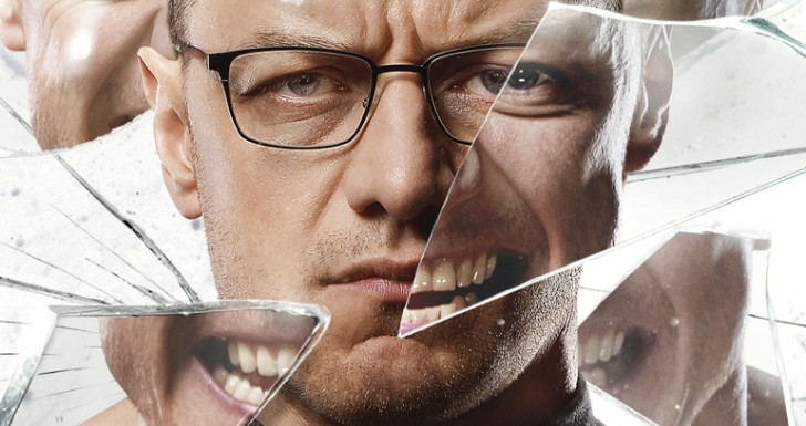 James McAvoy Glass