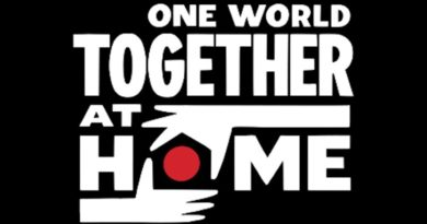One World Together at Home 2020