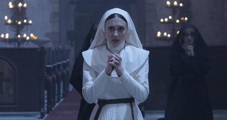 netflix the nun
