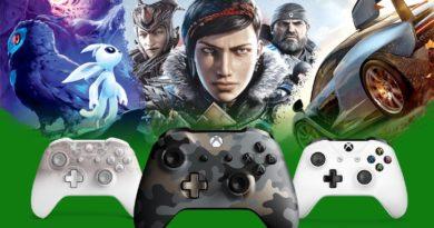 Gamers Month da Xbox regressa com surpresas
