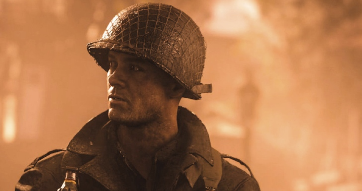 Call of Duty WWII mhd