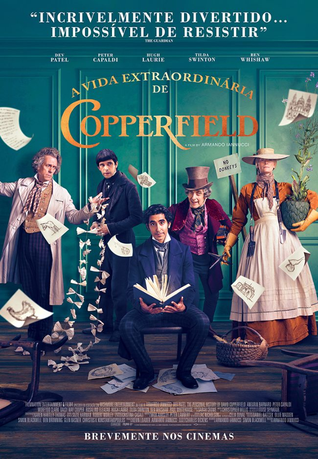 A Vida Extraordinária de Copperfield