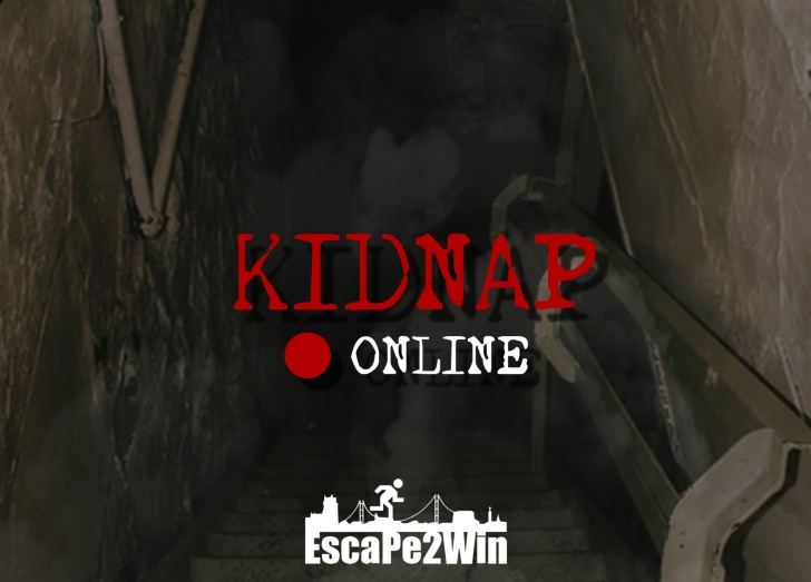 Passatempo Escape2win Kidnap