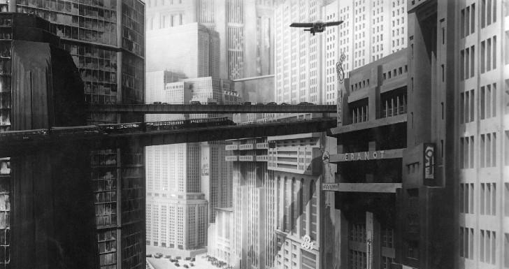Ficção Científica Metropolis