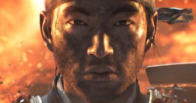Ghost of Tsushima videojogos calendário