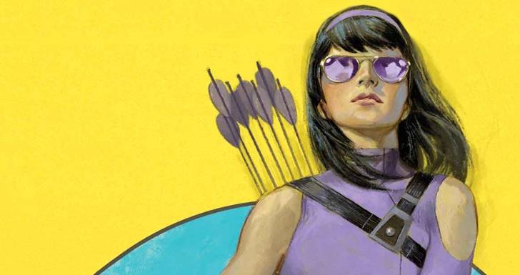 MHD Kate Bishop Hawkeye Young Avengers