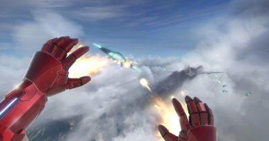 MHD Marvel s Iron Man