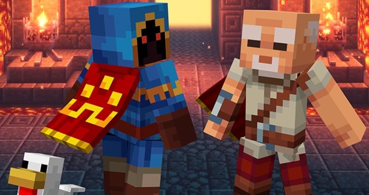 MHD Minecraft Dungeons