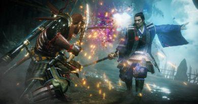 Nioh 2 DLC - The Tengu's Disciple