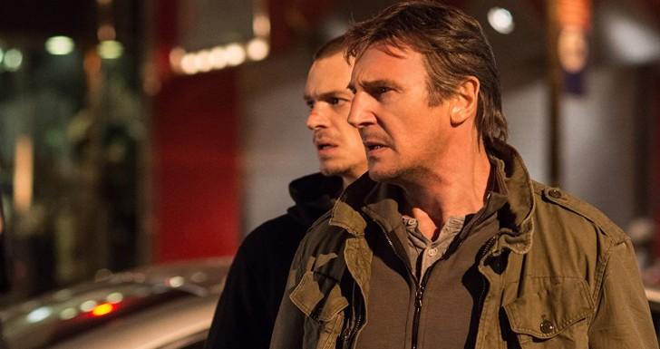 Joel Kinnaman e Liam Neeson | Myles Aronowitz - © 2013
