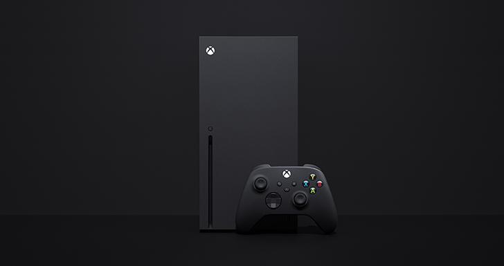 Xbox Series X Front