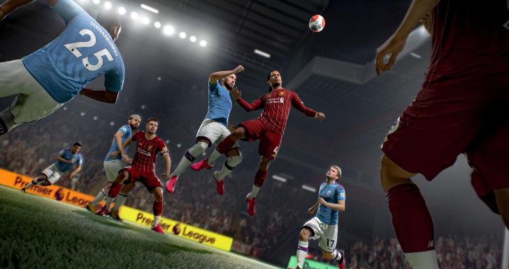 FIFA 21 aposta