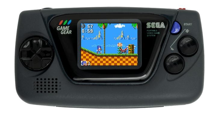 Game Gear Micro Preto