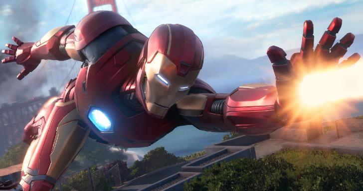 MHD Marvel Avengers Iron Man