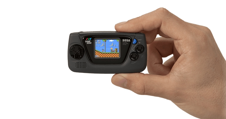 MHD Sega Micro Game