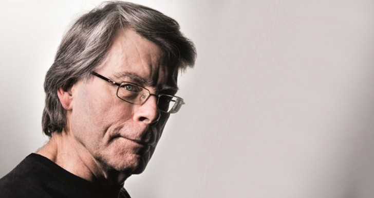 MHD Stephen King Escrever