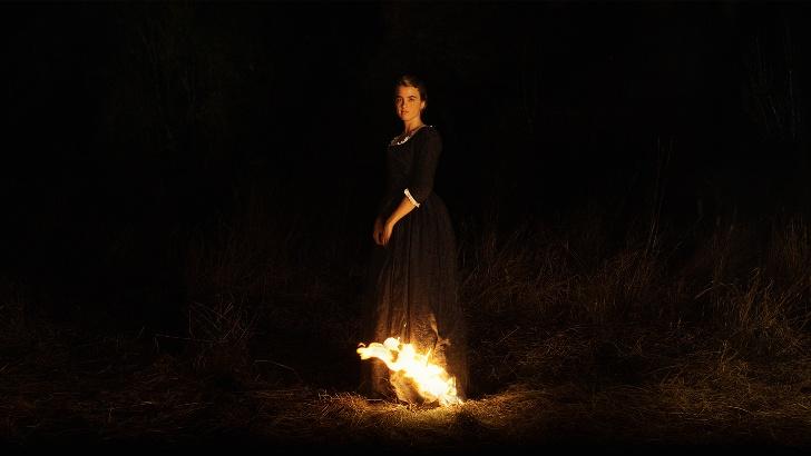 retrato da rapariga em chamas critica
