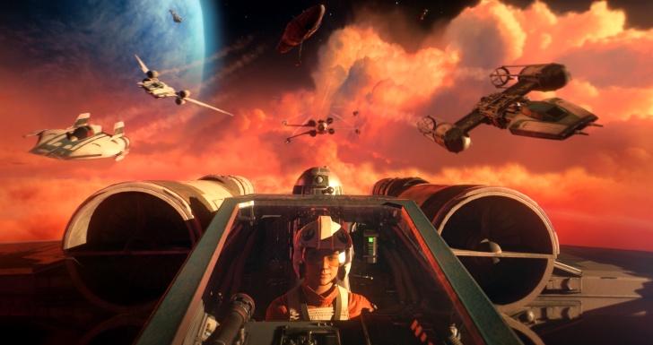Star Wars Squadrons Republic