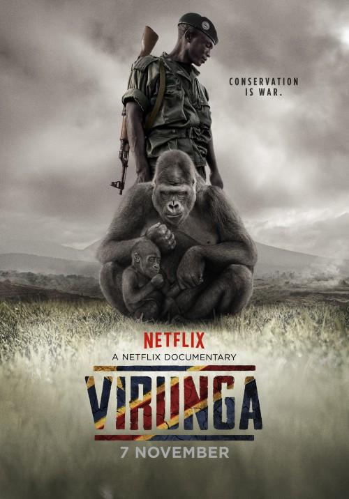 Leonardo DiCaprio Barry Jenkins Virunga Netflix
