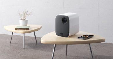 xiaomi projetor compact