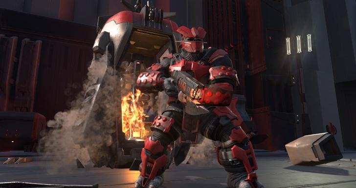 Halo Infinite Banished Brute