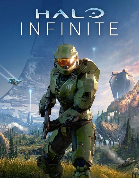 Halo Infinite Cover Art