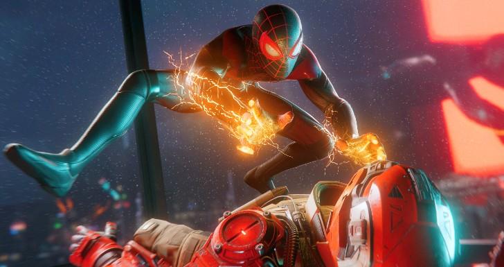 Marvel Spider-Man Sony Playstation