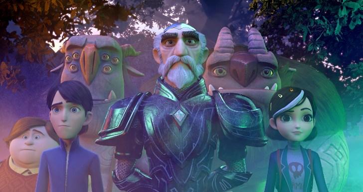 Wizard Trollhunters
