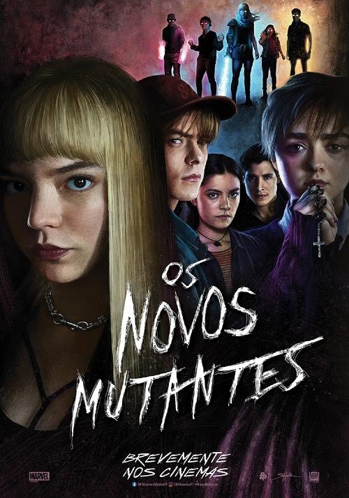 Os Novos Mutantes revelam prólogo e posters no Comic-Con@Home | Magazine.HD