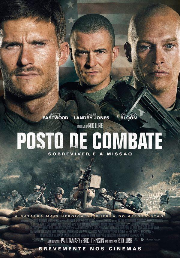 posto de combate poster pt