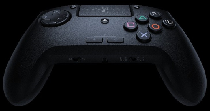 razer comando raion ps4