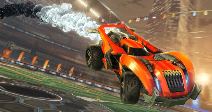 Rocket League Boost Faded Cosmos