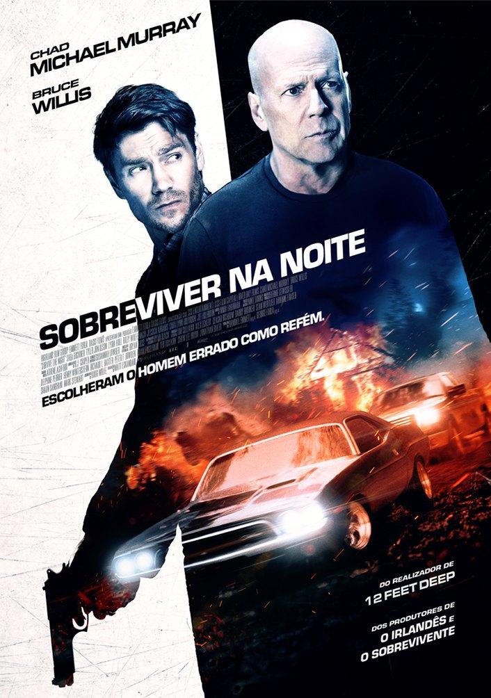 Sobreviver na Noite poster pt