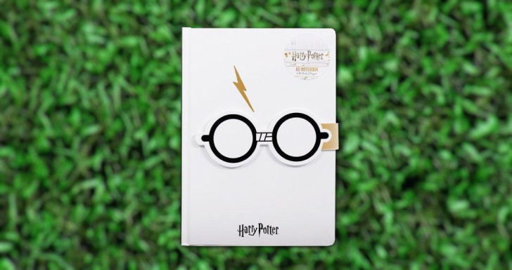 harry potter caderno house of spells