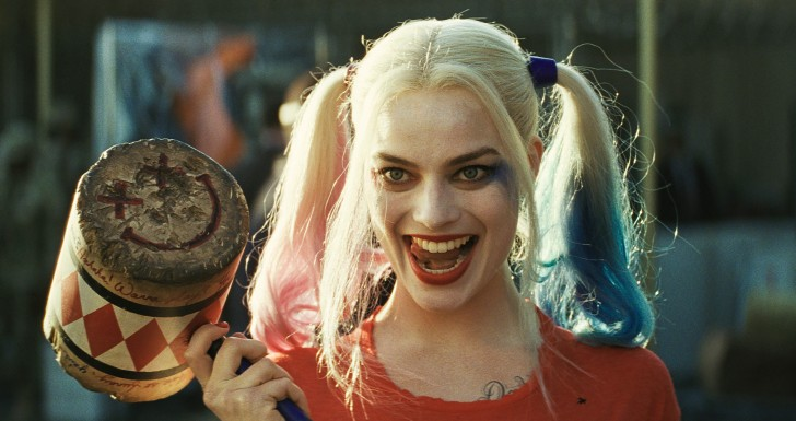 margot robbie the suicide squad