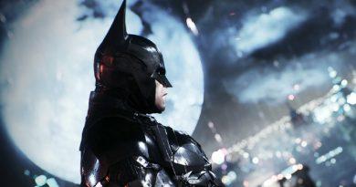 Batman Rocksteady Studios