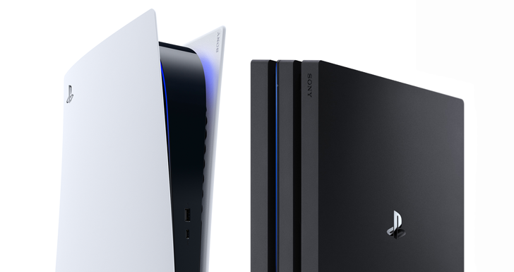 Playstation 4 and 5