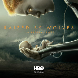 Raised by Wolves Póster