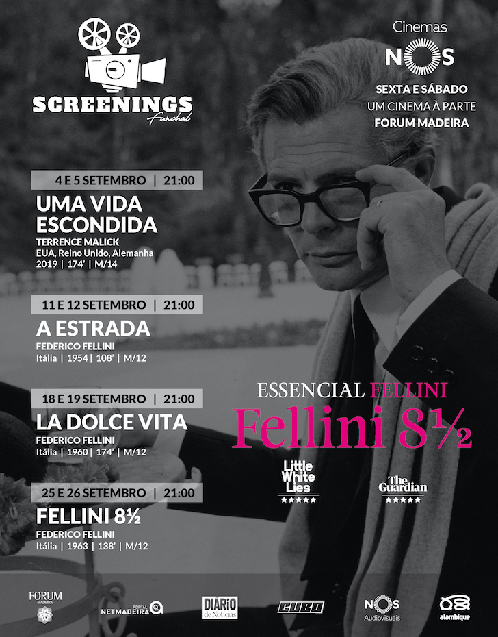 Screenings Funchal