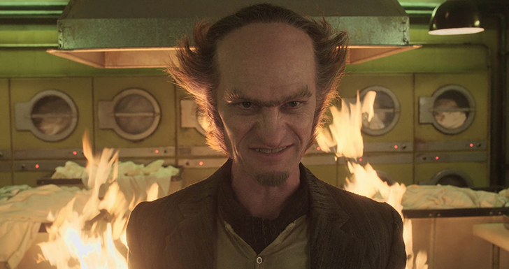 Neil Patrick Harris, A Series of Unfortunate Events, ©Netflix