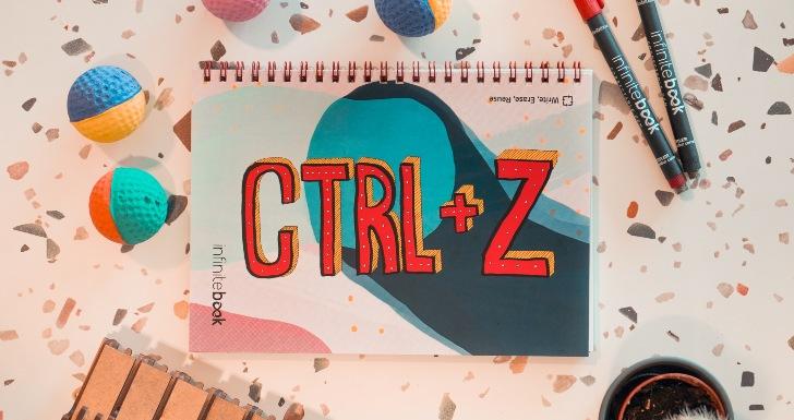 ctrlz infinitebook